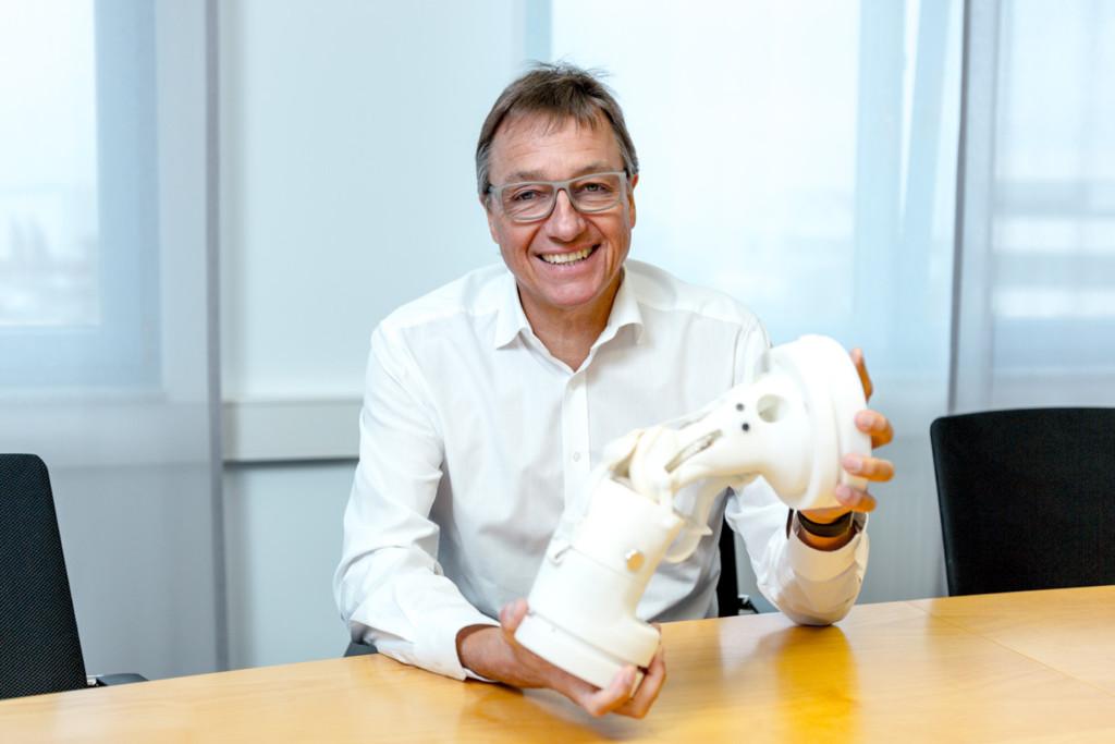 Stephan Kegelmann, Geschäftsführung