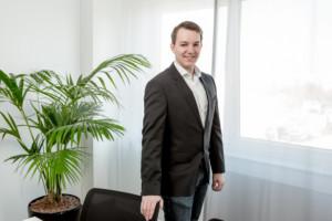 Kai Kegelmann, Geschäftsführung Kegelmann Manufacturing