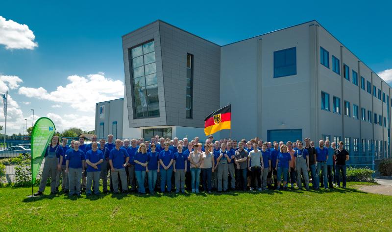 Kegelmann Technik - 25 -jähriges Firmenjubiläum 2014