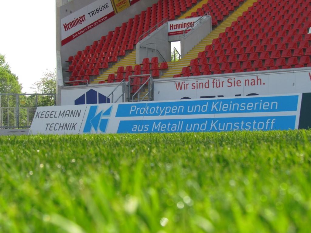 Sponsoring Offenbacher Kickers