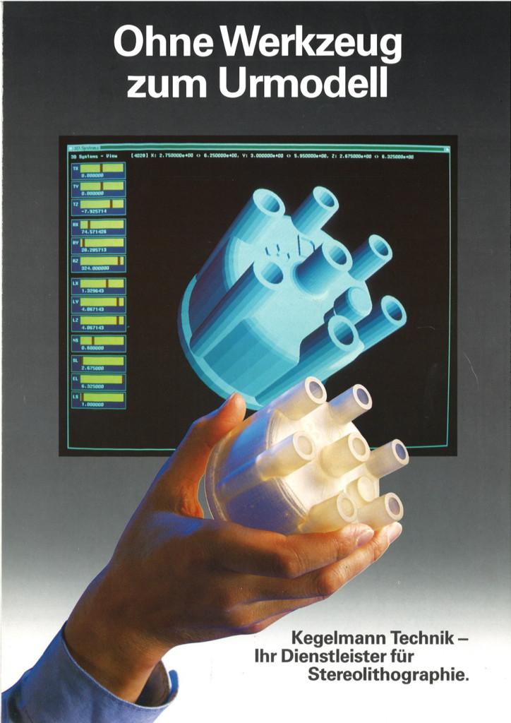 Kegelmann Technik 1989