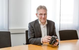Michael Driftmeyer, Leiter Entwicklung