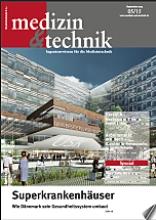 Titel Heft 5/15 medizin & technik