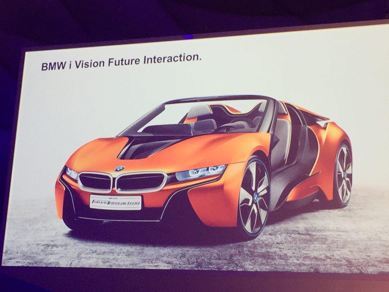 BMW auf der dmexco 2016 - Future Interaction