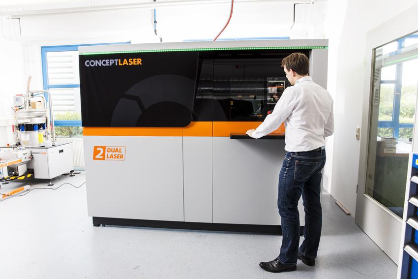 Kegelmann Technik SLM: Ersatzteile aus dem 3D-Drucker